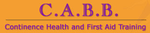 C.A.B.B. - Continence Health and First Aid Training